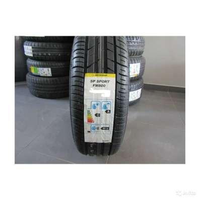 Новые комплекты Dunlop 245/40 R18 SP Sport FM800