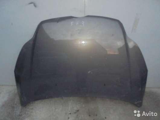 Капот Ford Focus 3