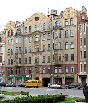 Центр Санкт-Петербурга, 4-к квартира, 123 м², 5/6этаж, лифт