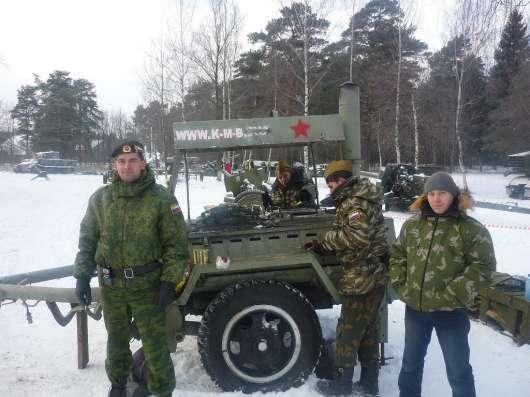 Аренда полевой кухни, обслуживание мероприятий в Москве Фото 1