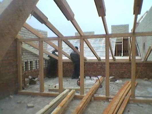 Произведем монтаж кровли или отремонтируем крышу Вашего дома в г. Вологда Фото 2