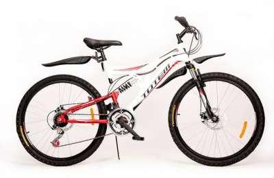 велосипед Totem двухподвесы,хартейлы
