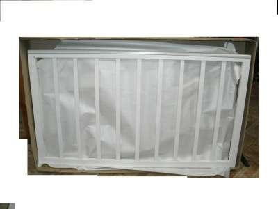 Кровать Кошка-1; Новая; Колесо + Качалка + ПВХ  накладка, два уров 120*60 см;
