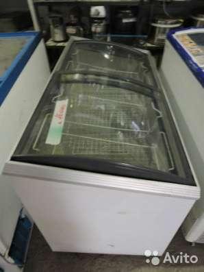 торговое оборудование Морозильный ларь Б/У в Пр