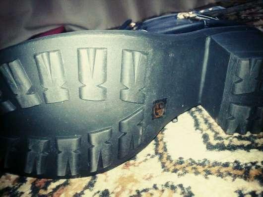 Стильные демисезонные ботильоны от бренда Claudia Ghizzani в г. Киев Фото 5