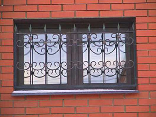 Решетки металлические на заказ в Екатеринбурге Фото 5