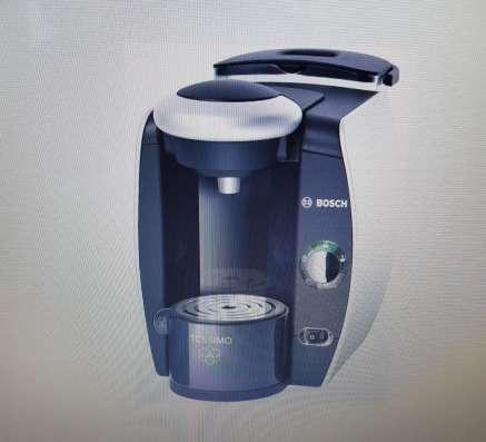 Капсульная кофеварка tassimo