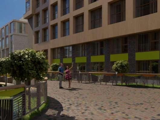 """Апартаменты площадью 59,7 м2 в клубном комплексе """"Парк Мира"""""""