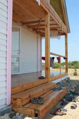 Строительство домов дачного типа в Крыму