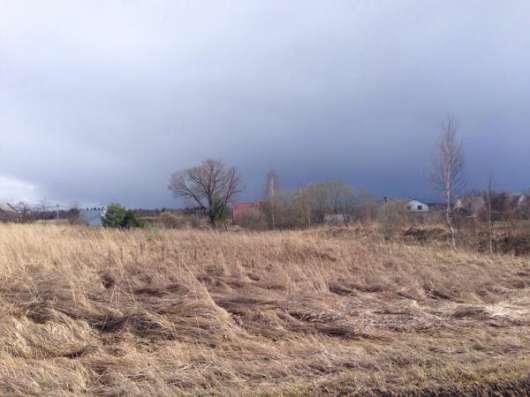 Продается земельный участок 18 соток в д. Бурково, Можайский район, 120 км от МКАД по Минскому шоссе. Фото 3