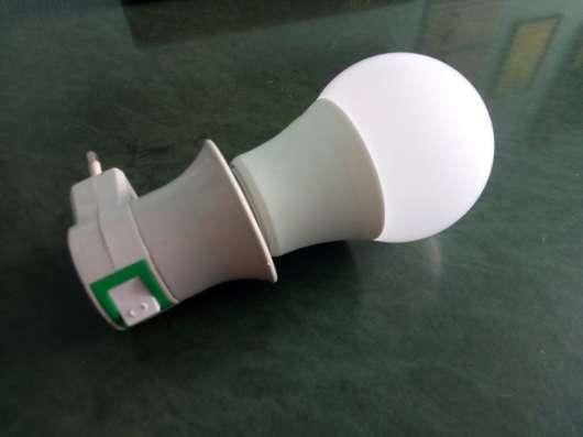 Светодиодная лампа LED E27 5w 7w 9w 12w 15w угол 270 °