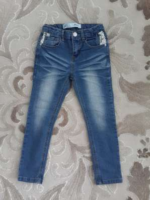 Детские джинсы на девочку