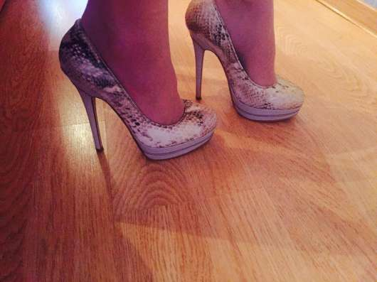 Кожаная обувь 35 36 37 размер