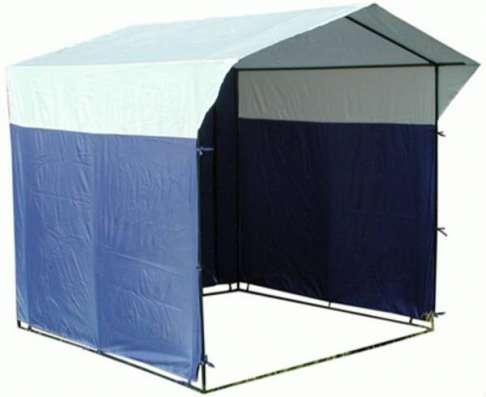Торговая палатка разборная для уличной торговли 2*3 метра