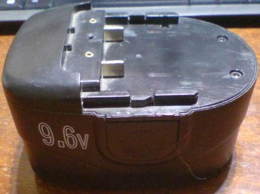 Аккумуляторы для шуруповёртов DWT