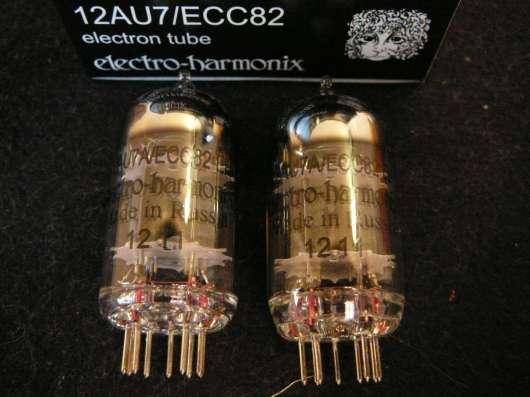 Electro-Harmonix 12AU7/Ecc82