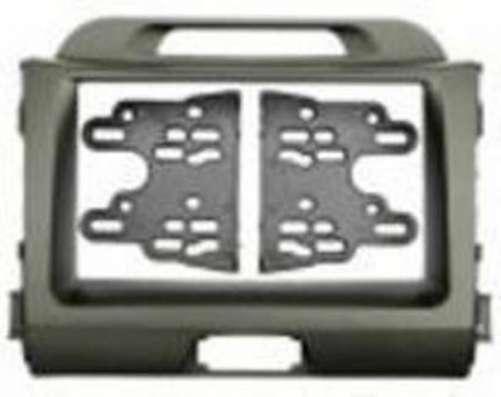 Рамка 2DIN на автомобили KIA Sportage.