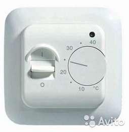Терморегулятор для тёплого пола TKB 70.26