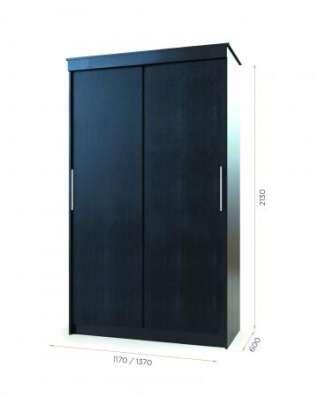 Вместительный шкаф-купе по выгодной цене