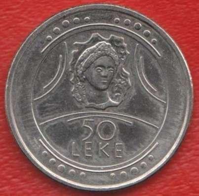 Албания 50 лек 2004 г. «Старина Дурреса»