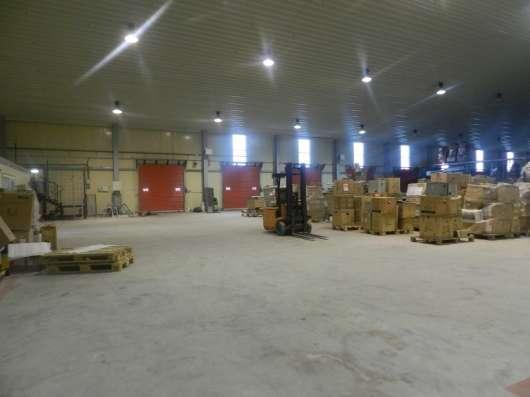 Автоматизированный складской комплекс в Калининграде Фото 3