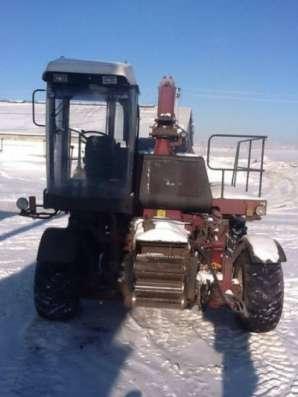 сельскохозяйственную машину Гомсельмаш КСК-600 Полесье в г. Самара Фото 4