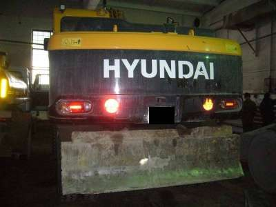 экскаватор Hyundai R210W-9S