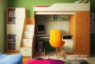 ФК 11 СВ кровать-чердак со столом