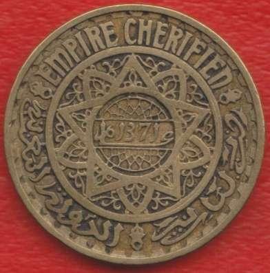 Марокко Французское 50 франков 1952 г.