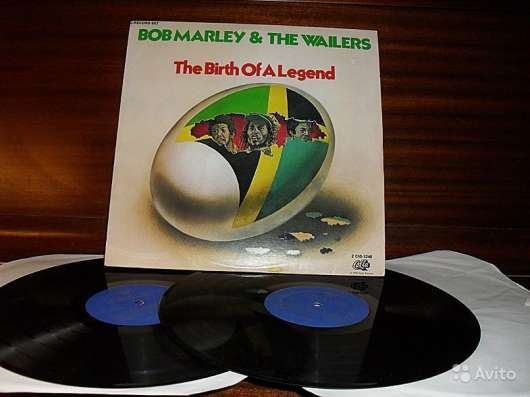 Bob Marley - The Birth Of A Legend
