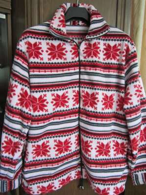 Флисовая куртка (размер-56-58)