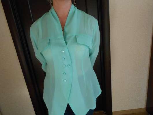 Блузка оригинального, стильного кроя, р. 48-50 в г. Днепропетровск Фото 1