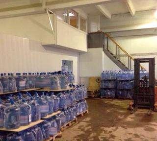 Производство бутилированной питьевой воды в Москве Фото 3