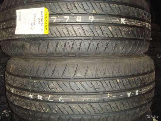 Новые Dunlop 215/70 R16 данлоп грандтрэк пт3