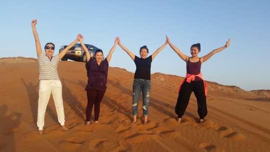 Комбинированная экскурсия — Обзорная экскурсия по Дубаю и Дж