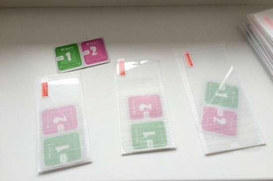 Защитные стекла, стекло бронь iPhone 5/6/Plus