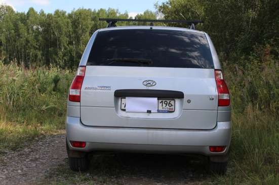 Продажа авто, Hyundai, Matrix, Автомат с пробегом 46000 км, в Каменске-Уральском Фото 1