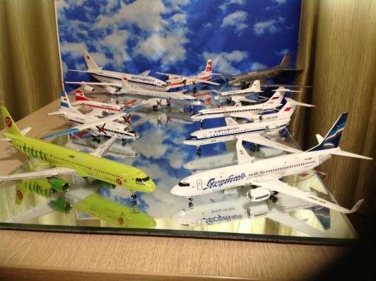 Модели самолётов. в Иркутске Фото 2