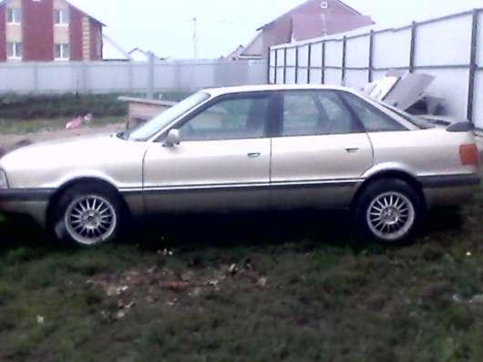Продажа авто, Audi, 80, Механика с пробегом 200000 км, в Уфе Фото 1