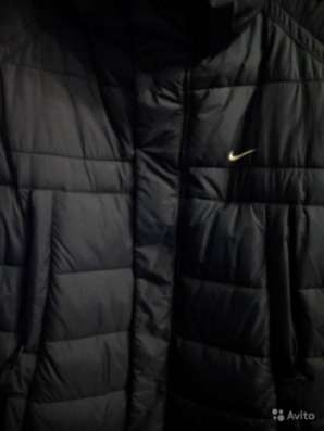 зимняя куртка Nike