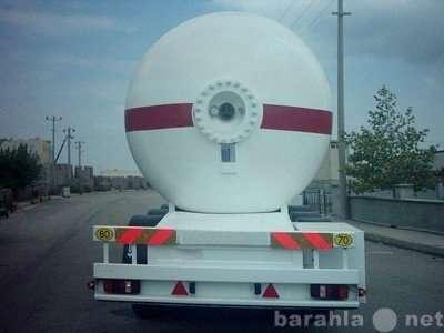 автомобильный прицеп Cuhadar LPG