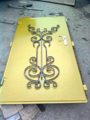"""Входные металлические двери """"ГРАД"""" Бронедвери в г. Самара Фото 1"""