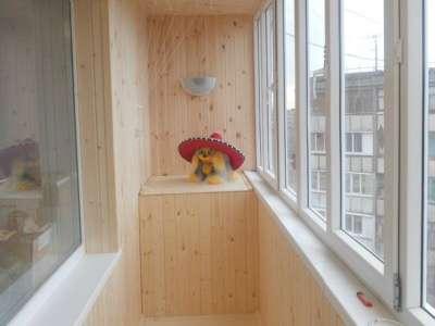 Балконные рамы в Чебоксарах ширина 58 мм