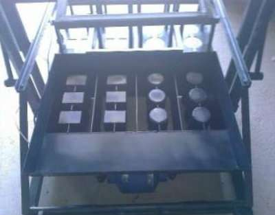 станок для шлакоблока Ип стройблок
