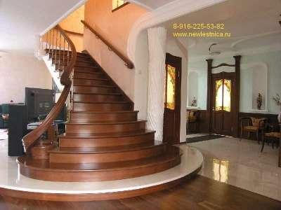 Лестницы для вашего дома и дачи Новая Лестница в г. Пушкино Фото 2