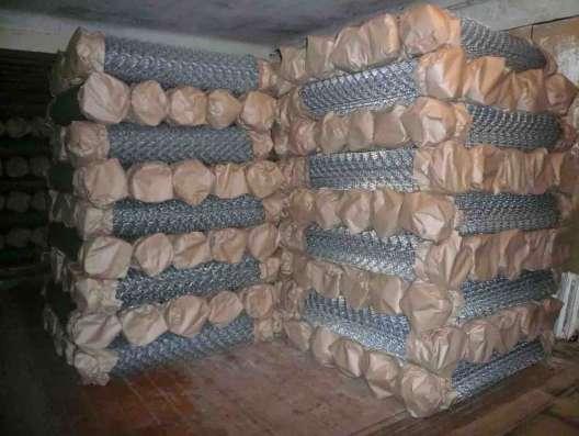 Продаем сетку -рабицу от производителя