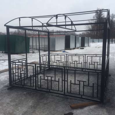 Разборная беседка в Белгороде Фото 1