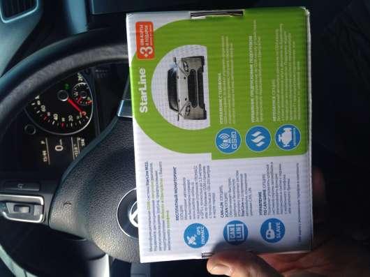 Сигналка с автозапуском и охранной системой