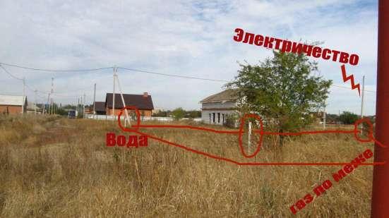 Участок 8,6 соток в поселке Мокрый Батай (10 км до Батайска)