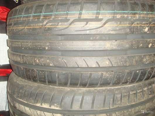 Новые Dunlop 245/45ZR17 Sport Maxx RT 95Y